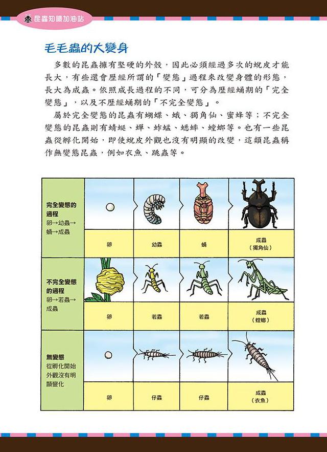我的第一本古装漫画书14:世界科学历险记2昆虫大全女生图片漫画图片