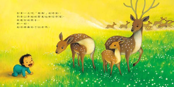 创作的绘本有:《妈妈生气了》,《12生肖动物躲猫猫游戏》,《我也是