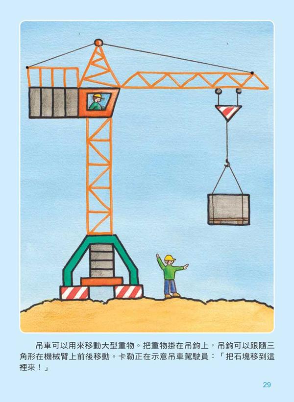 灵活操作的挖土机