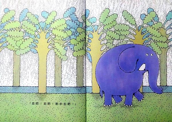 这个过程在小乌龟出现时又重复了一次,而这样的安排,让初学阅读的幼儿